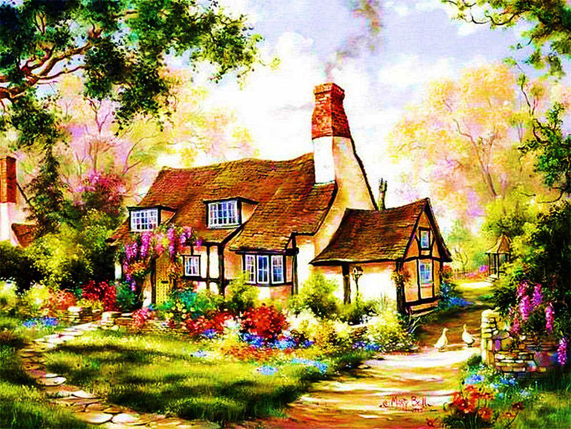 Download 3d Live Wallpaper For Windows 7 Download Wallpaper Country Cottage Gallery