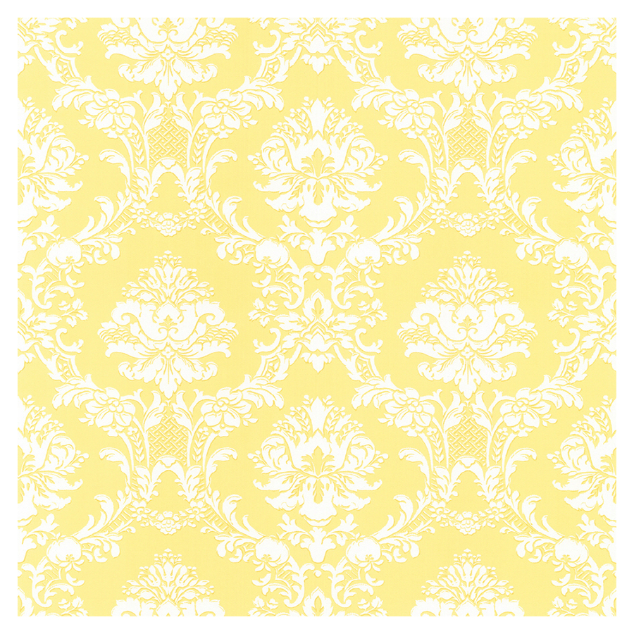 Cute Designs Full Page Wallpapers Download Yellow Damask Wallpaper Gallery