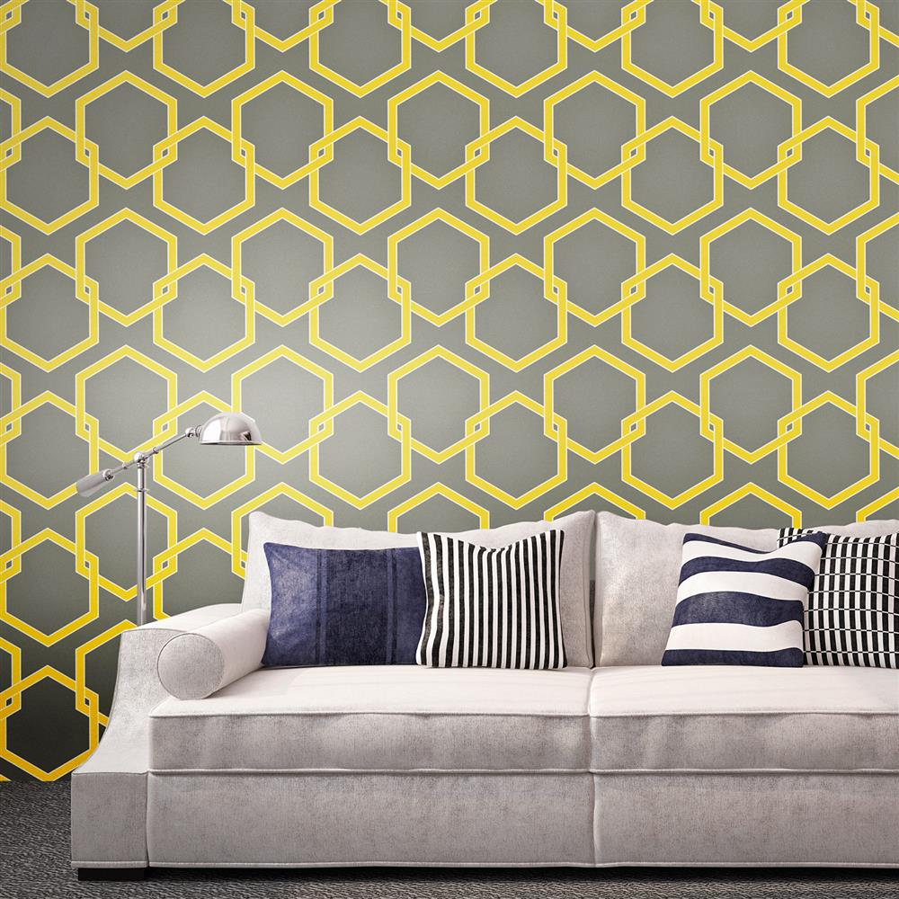 Download Yellow Grey And White Wallpaper Gallery