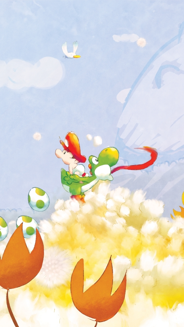 Disney 3d Wallpapers Free Download Yoshi Iphone Wallpaper Gallery
