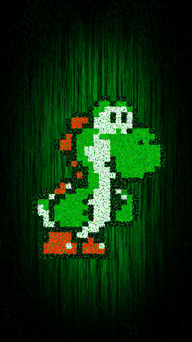 Anime Live Wallpaper Iphone Download Yoshi Iphone Wallpaper Gallery
