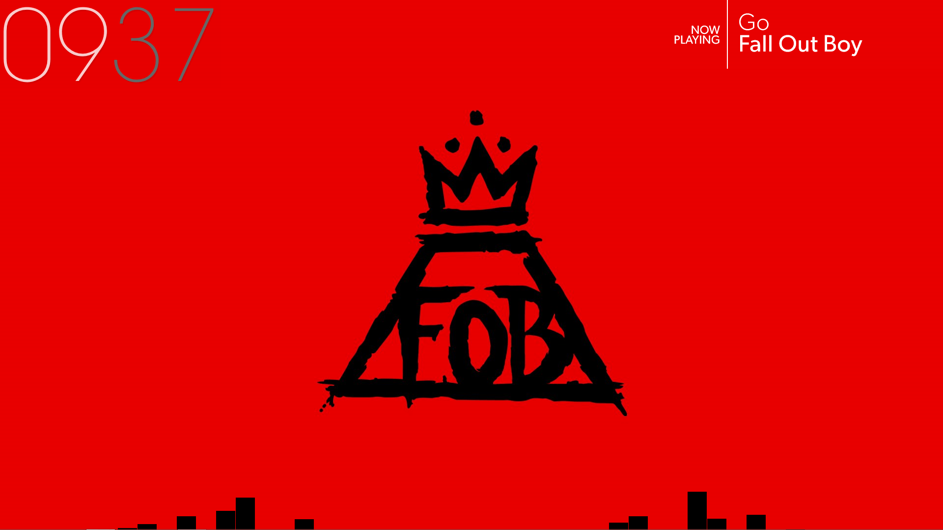 Download 3d Name Wallpapers For Pc Download Fall Out Boy Logo Wallpaper Gallery