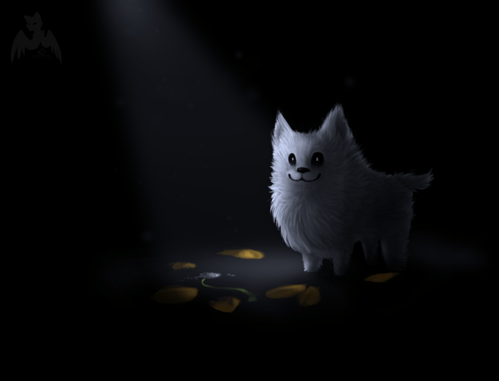 Creepy Anime Girls Wallpaper Download Annoying Dog Undertale Wallpapers Gallery