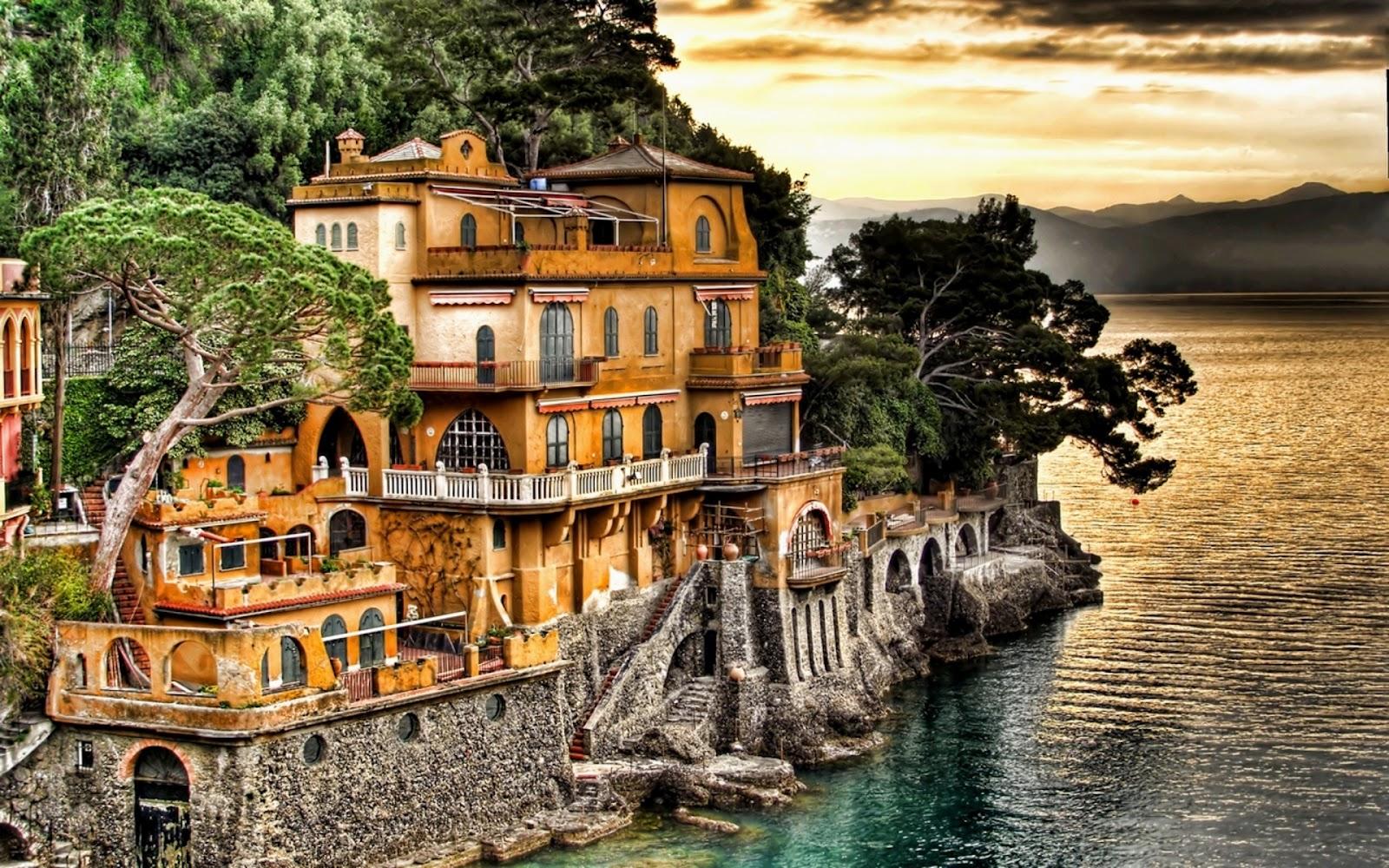 Photo by eleo folcioni in cracco portofino. Porto Di Portofino Carta Da Parati Italia 1600x1000 Wallpapertip