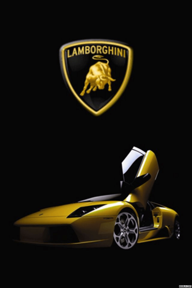 Robin tyler 6 min quiz ask any car expert what defines a classic car, an. Hd Car Wallpapers Is The No 1 Source Of Car Wallpapers Lamborghini Logo With Car 640x960 Download Hd Wallpaper Wallpapertip