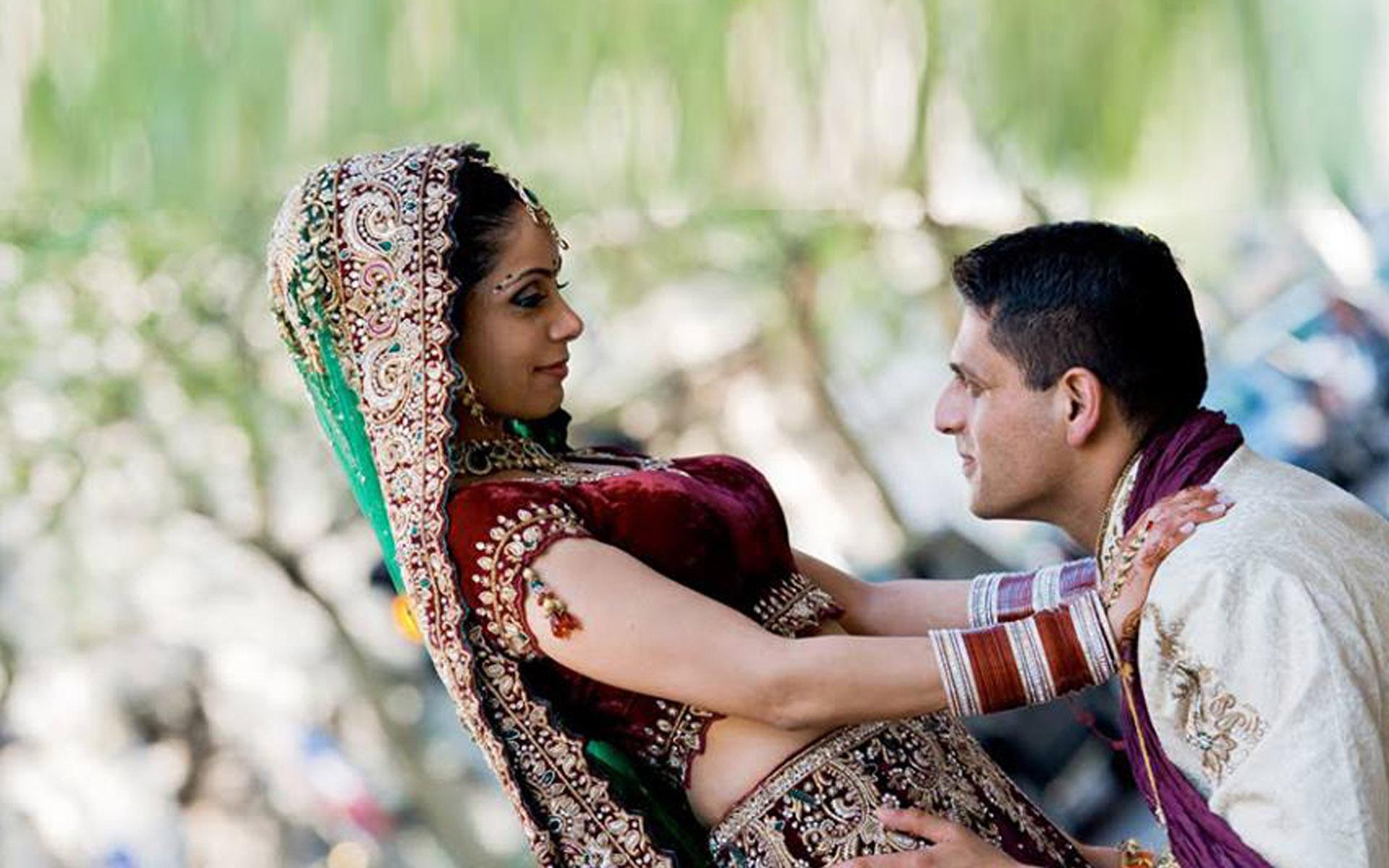 Punjabi Wedding Couple Wallpapers Love Couple Pics Full Hd 1920x1200 Download Hd Wallpaper Wallpapertip