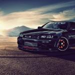 Nissan Skyline R34 Wallpapers 1920x1080 Download Hd Wallpaper Wallpapertip