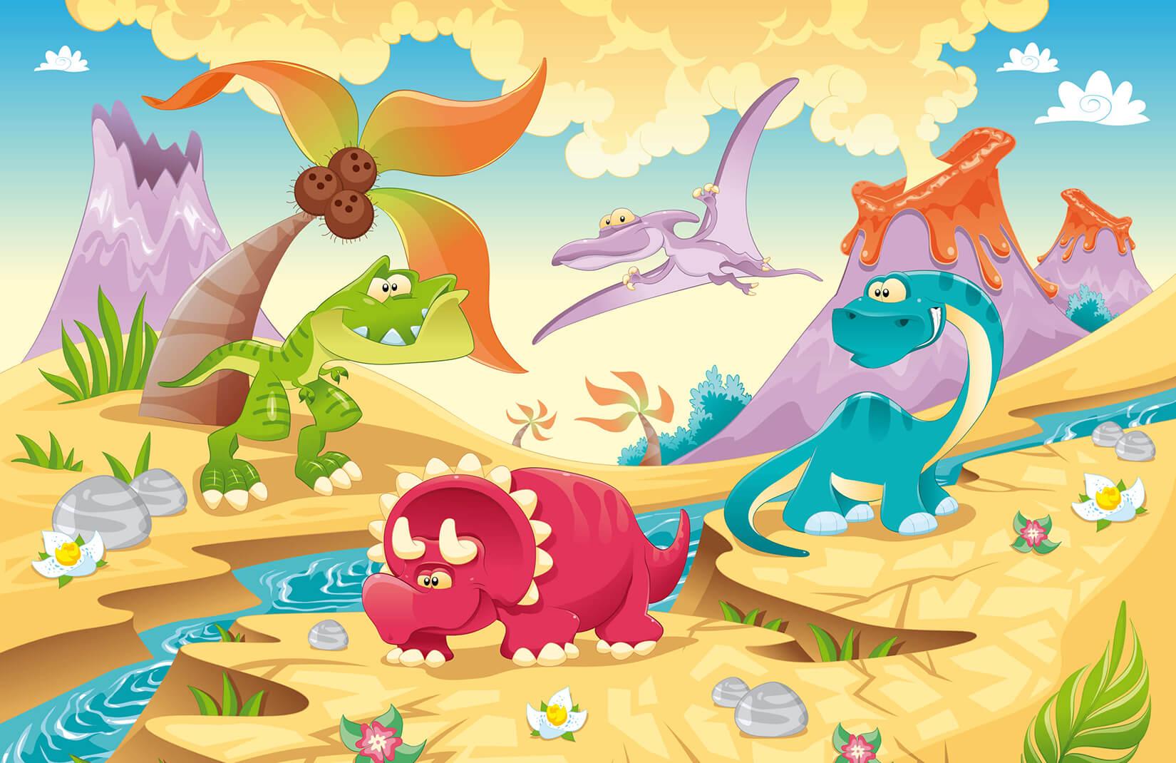 Trova una vasta selezione di carta da parati 3d bambini a prezzi vantaggiosi su ebay. Sfondo Di Dinosauro Per Lo Zoom Carta Da Parati Per Bambini Dinosauro 1650x1070 Wallpapertip
