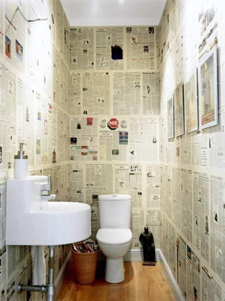 Idees De Toilettes De Pub Papier Peint Wc 465x620 Wallpapertip