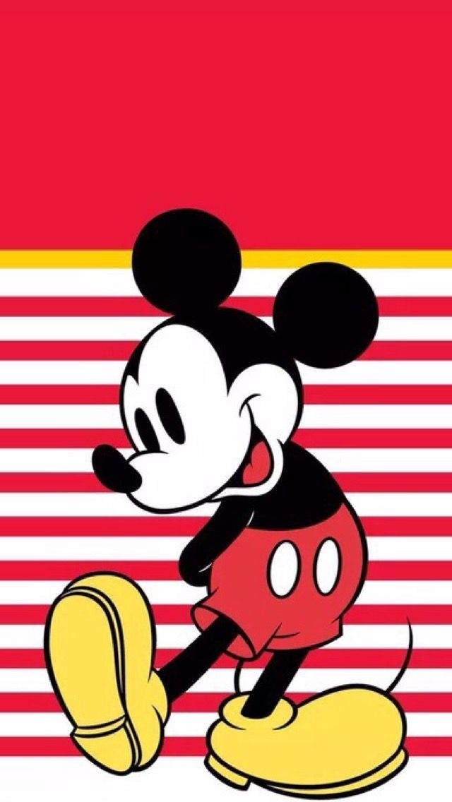 Mickey Mouse Wallpaper Iphone 640x1136 Download Hd Wallpaper Wallpapertip