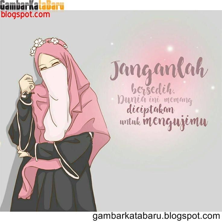16+ gambar kartun lucu wanita muslimah. Cewek2 Cantik Lucu Berhijab Kartun Papier Peint Kartun Muslimah Bergerak 736x736 Wallpapertip