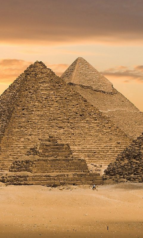 Iphone X Miami Wallpaper Egyptian Pyramids Wallpaper 4k Background Hd Wallpaper