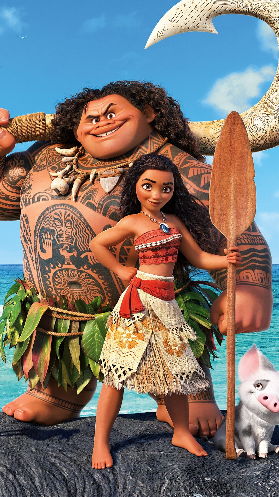 Animated Wallpaper Iphone Download Moana Movie Wallpaper 4k Hd Wallpaper Background