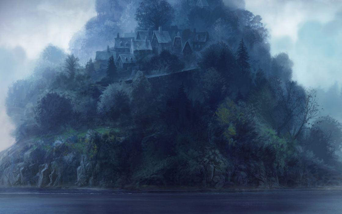 Gravity Falls Wallpaper The Mystery Case Files The Malgrave Incident Fantasy