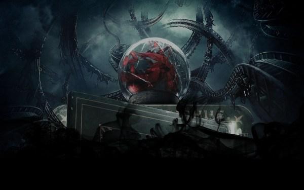 Horror Dark Gothic Art