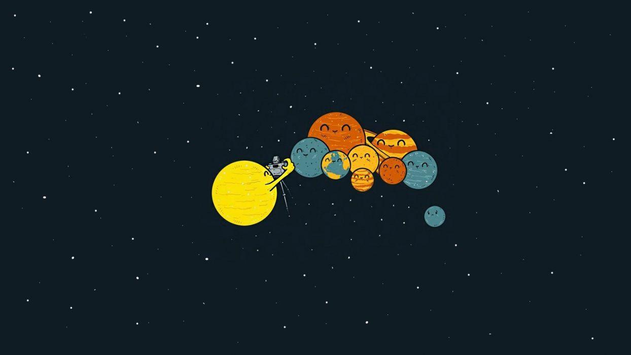 Space Wallpaper Tumblr Drawing