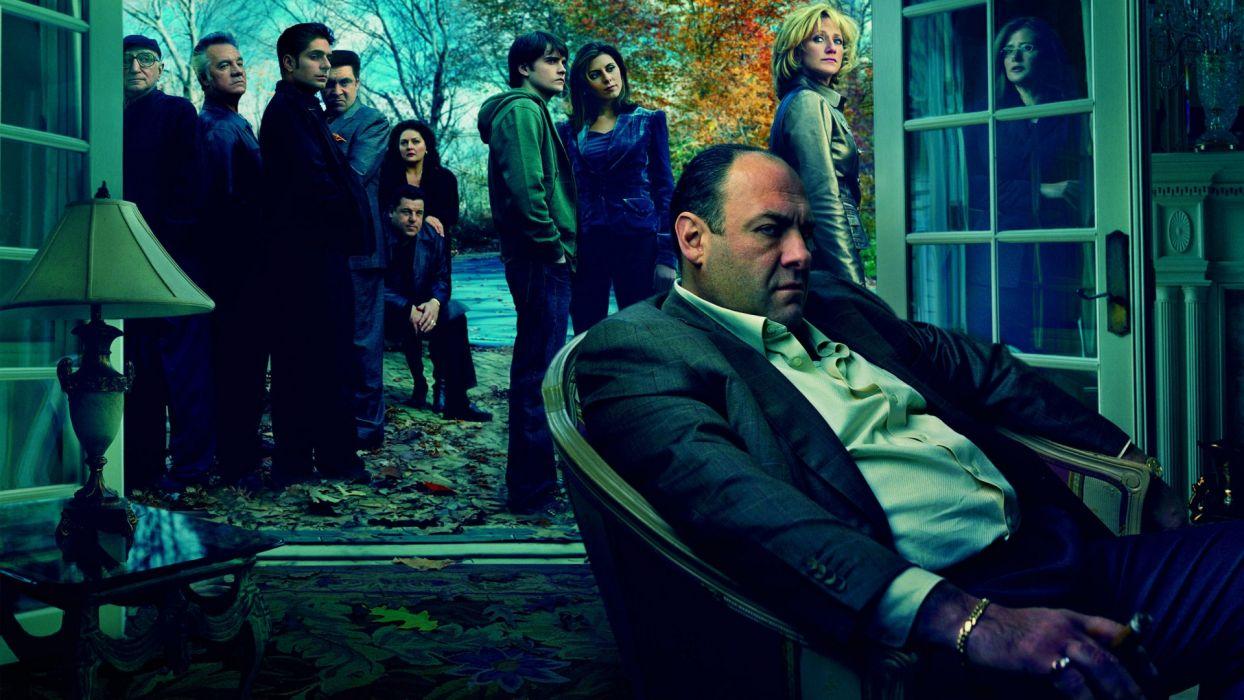 Gangsta Wallpaper Hd The Sopranos Hbo Gangsters Mafia Og People Men Women