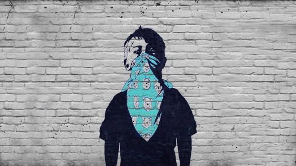 Urban Street Art Desktop Wallpaper