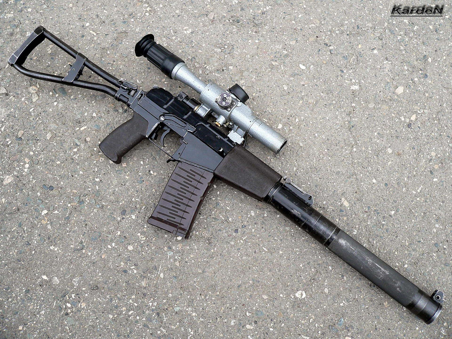 Pubg Gun Wallpapers Ots 14 Groza Weapons Machine Guns Assault Rifles Wallpaper