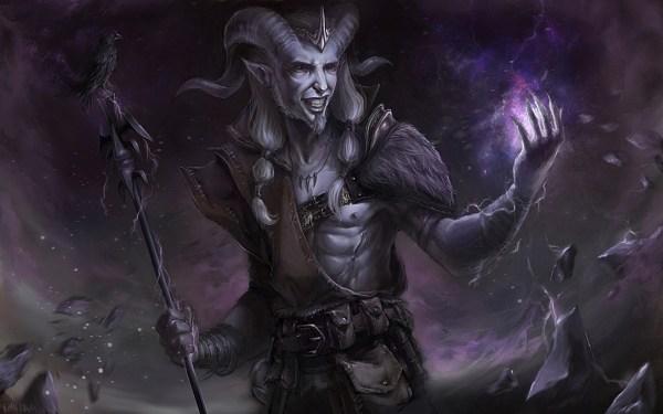 Fantasy Dark Magic Demon Wallpaper 1920x1200 48990