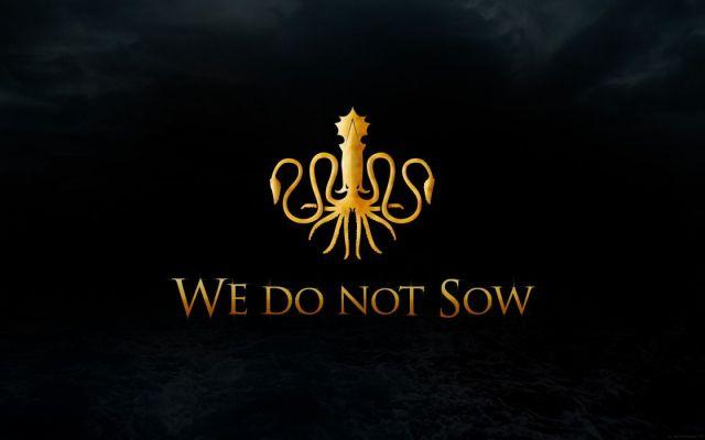 """Αποτέλεσμα εικόνας για kraken game of thrones"""""""