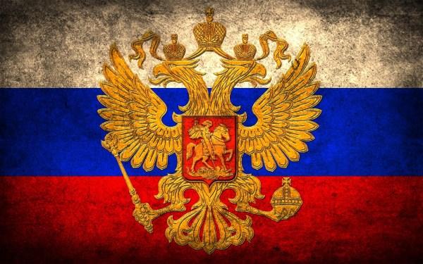 Russia symbol sign Russian flags wallpaper 1920x1200