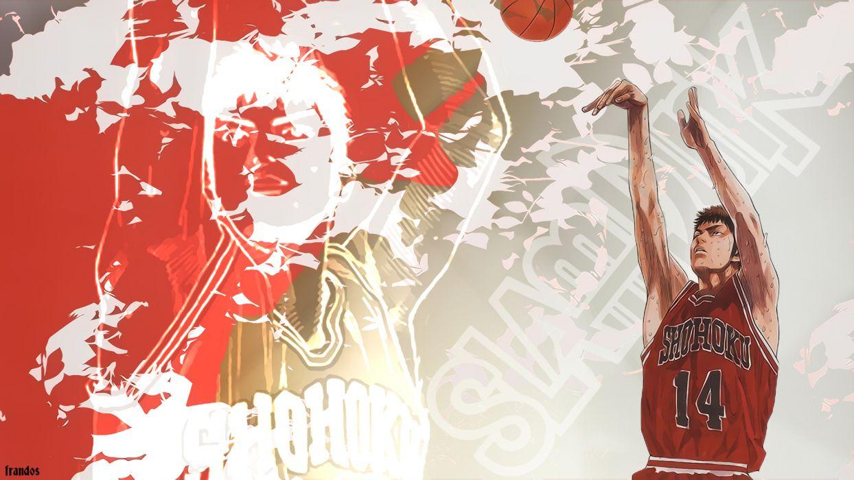 Slam Dunk Series Hisashi Mitsui wallpaper   1920x1080   98419   WallpaperUP