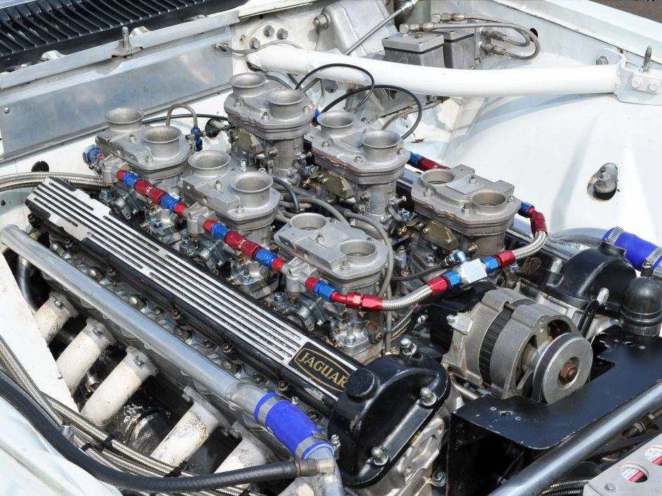 Ford Mustang Race Car Wallpaper 1976 Jaguar Xj S Trans Am Classic Race Racing Engine