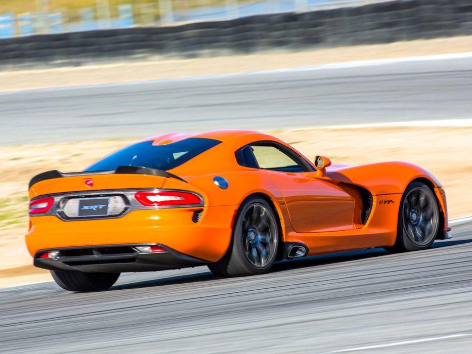2014 Dodge Srt Viper T A Supercar Supercars Muscle F Wallpaper