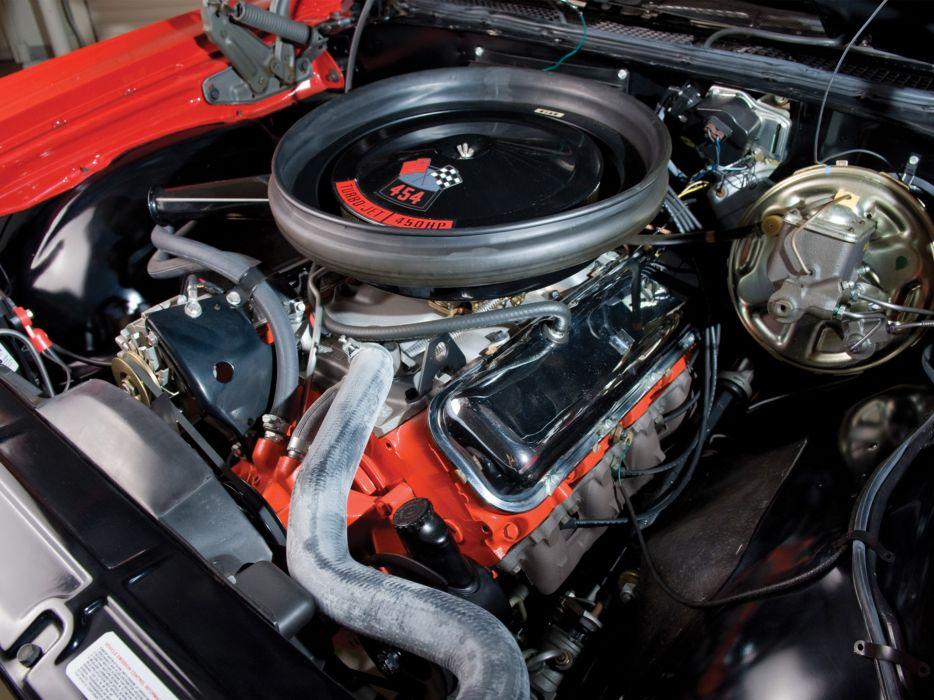 1967 Camaro Fuel Gauge Wiring Diagram 1970 Chevrolet Chevelle S S 454 Pro Ls6 Convertible