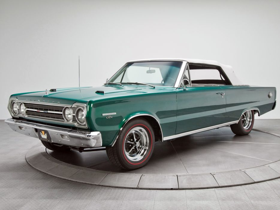 Muscle Cars Wallpapers Download 1967 Plymouth Belvedere Gtx 440 Convertible Rs27 Muscle