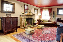 Complementary Wall Colors for Brown Carpet