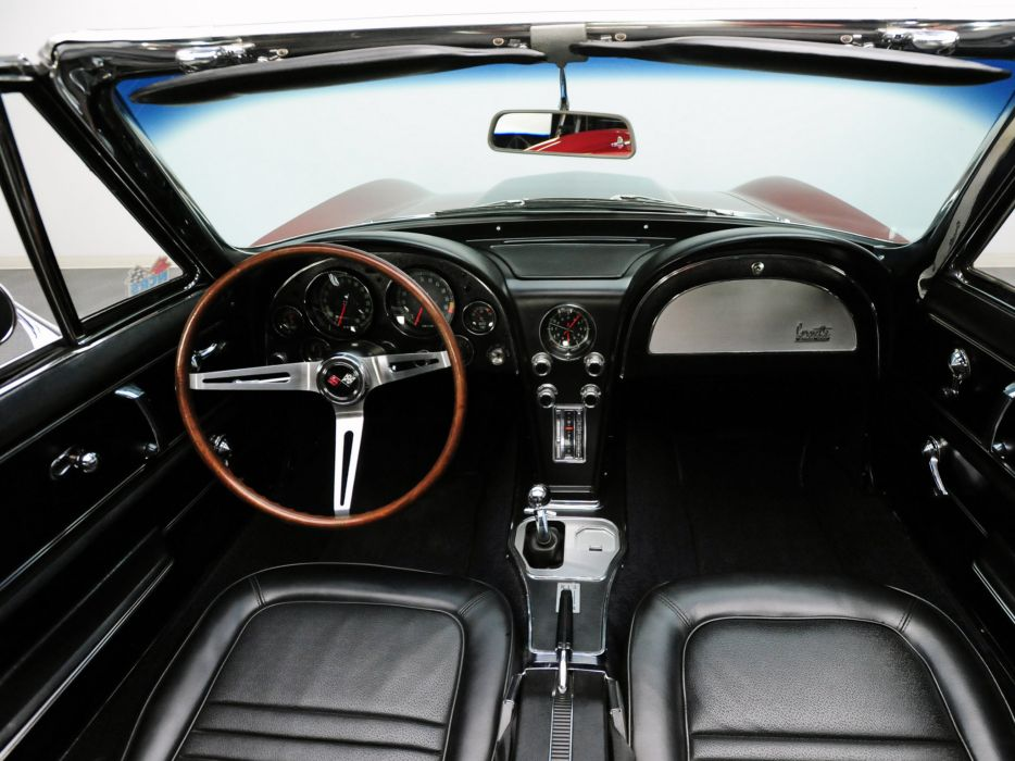 1967 Chevrolet Corvette Sting Ray L88 427 Convertible C 2