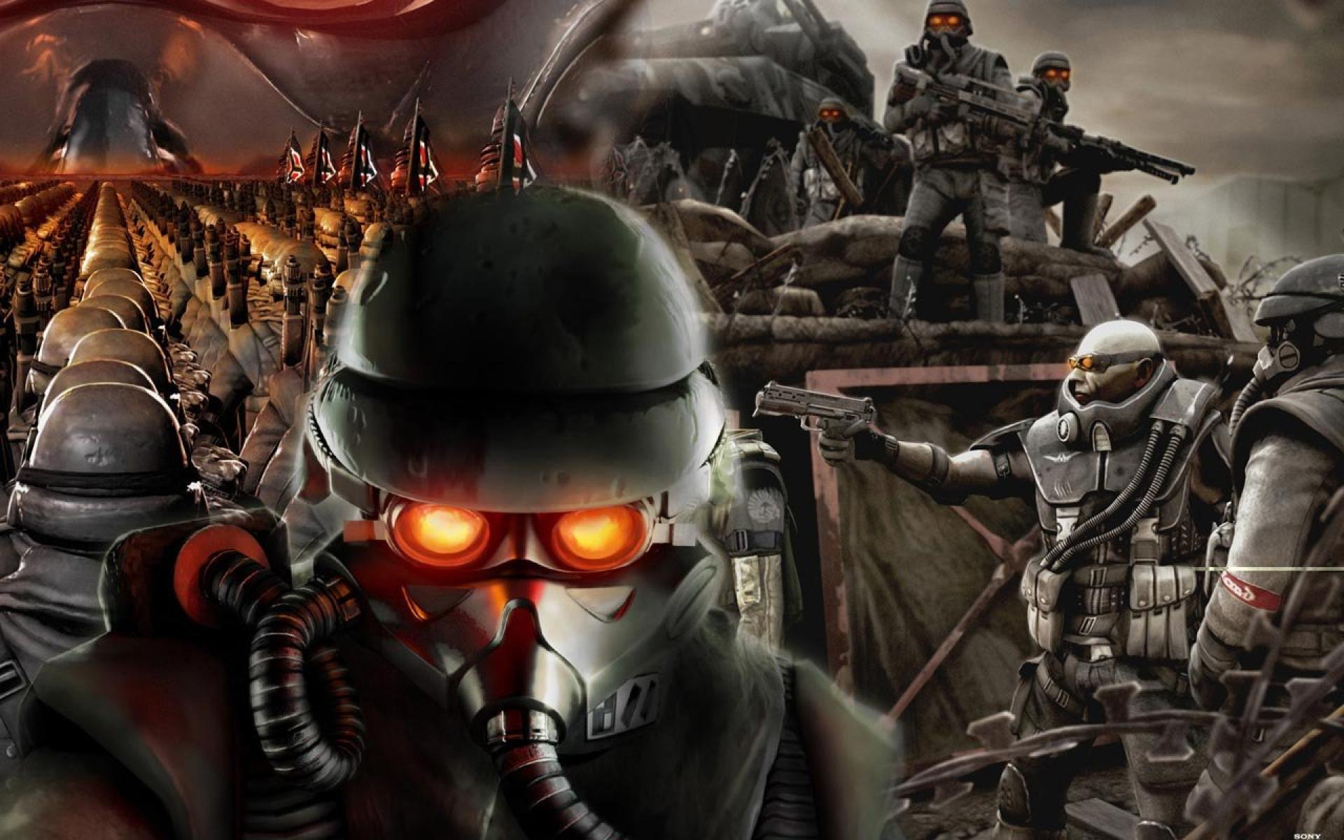 Minimalist Wallpaper Fall Killzone Warrior Soldier Sci Fi M Wallpaper 1920x1200