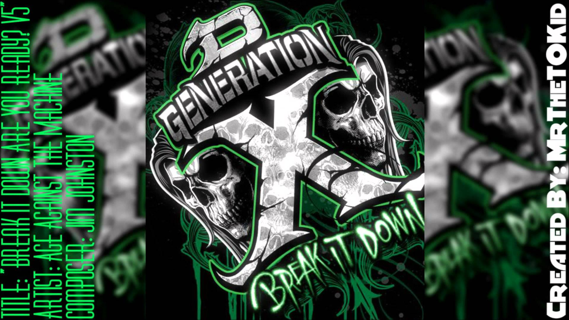 Wwe Dx Hd Wallpaper Wwe Wrestling Dark Skull F Wallpaper 1920x1080 160464