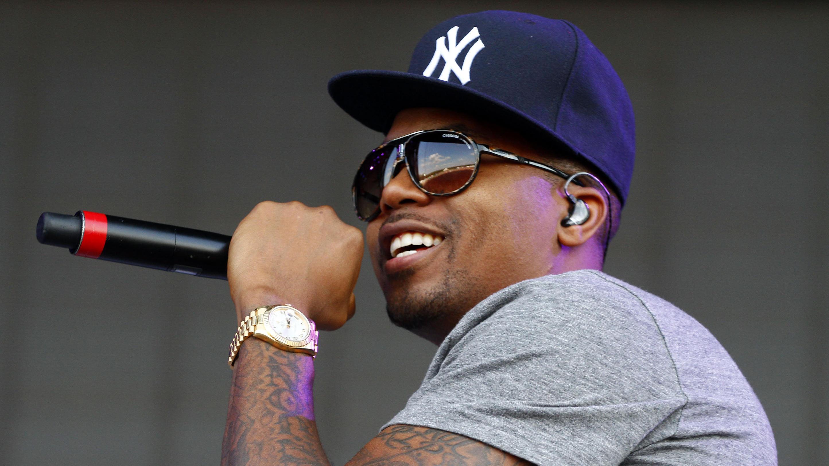 Guy Rapper Hip Hop