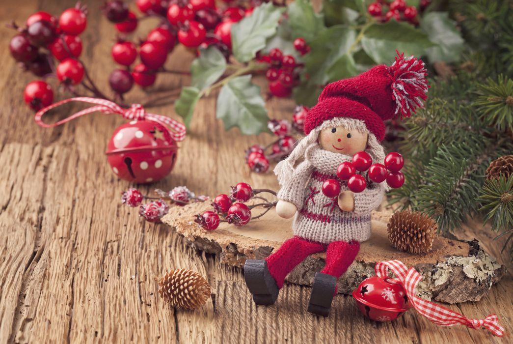Cute Doll Wallpaper For Whatsapp Toys Christmas New Year Doll Wallpaper 5403x3620