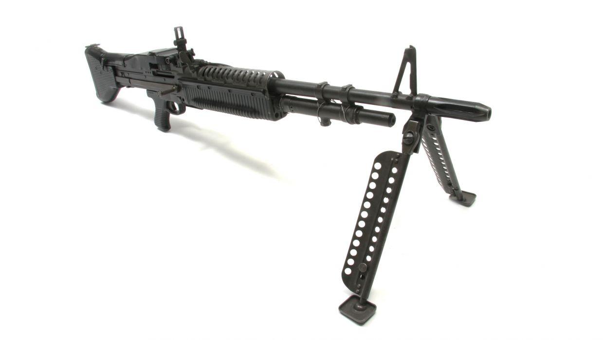M60 MACHINE GUN military rifle weapon g wallpaper   2128x1202   192622   WallpaperUP
