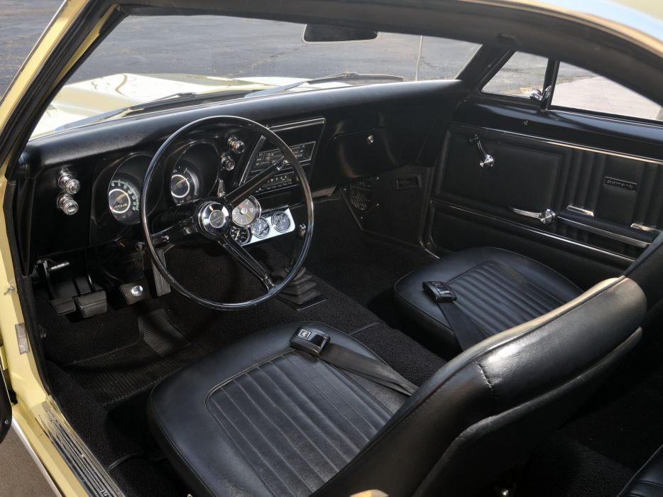 Custom Classic Cars Wallpaper 1967 Chevrolet Camaro Yenko S S L72 427 450hp Ys 739