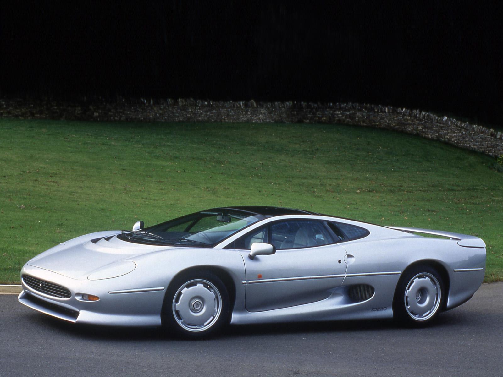 1992 Jaguar XJ220 UKspec supercar f wallpaper  1600x1200