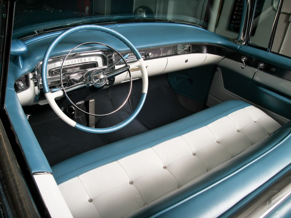 1955 Cadillac Eldorado 6267SX Convertible Luxury Retro
