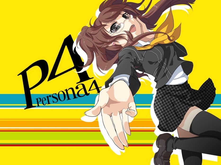 pix Rise Kujikawa Wallpaper persona series persona 4 kujikawa rise