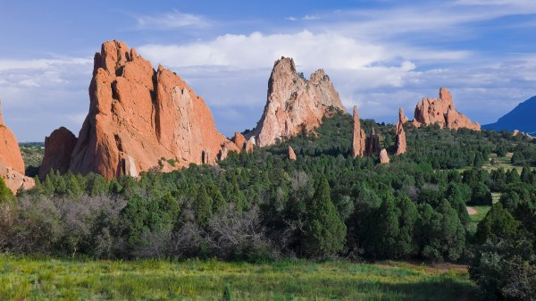 Mountains Nature Forests Colorado Garden Of Gods Wallpaper 1920x1080 224147 Wallpaperup