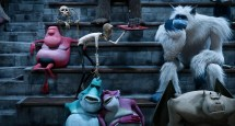 Hotel Transylvania Animated Fantasy Comedy Dark Halloween