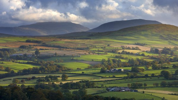 landscapes north wales united kingdom