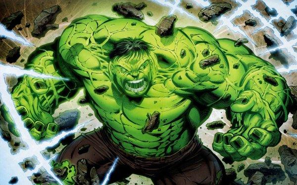 Incredible Hulk Comic