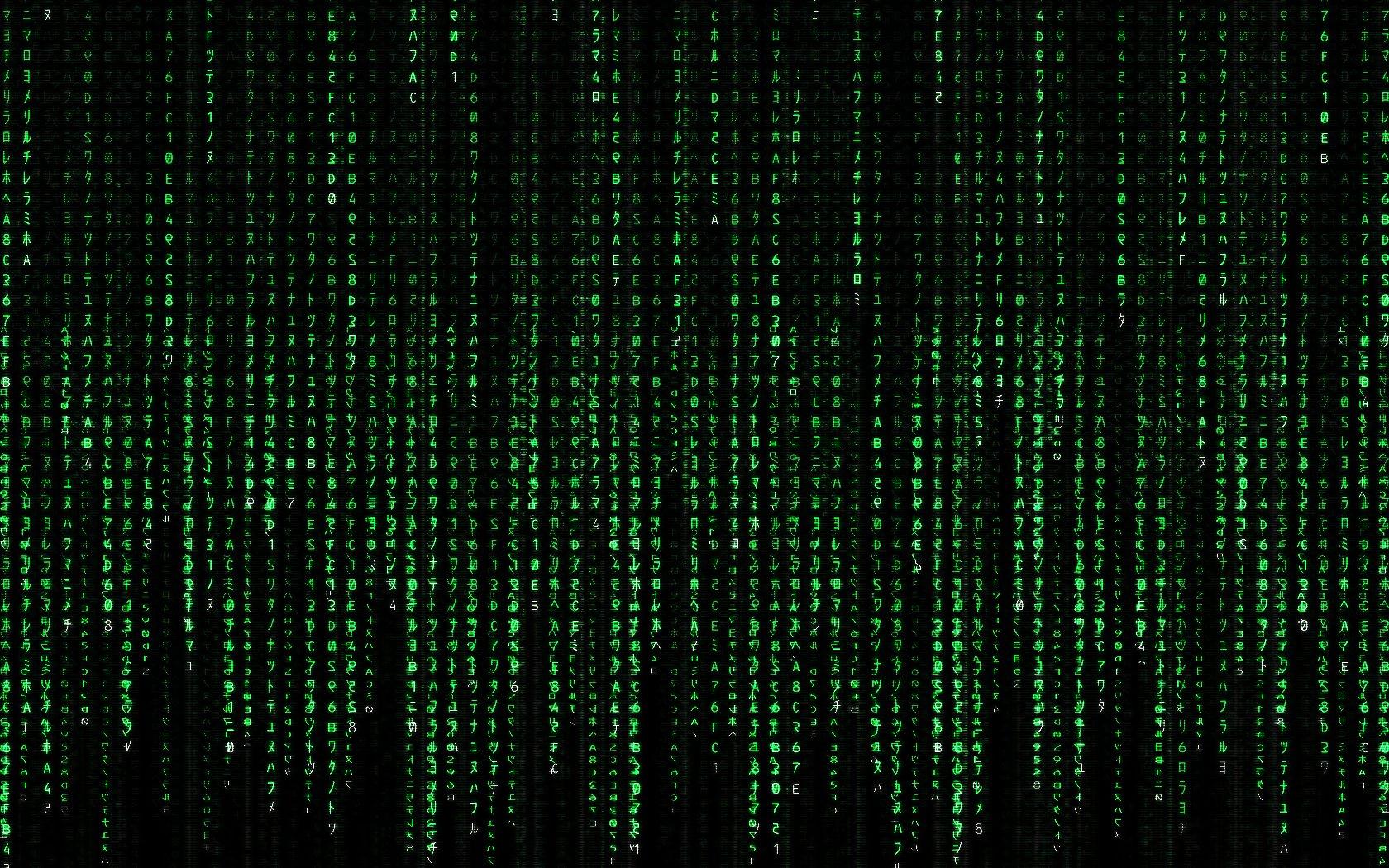 Matrix Falling Code Wallpaper Green Falling Down Matrix Wallpaper 1680x1050 242075
