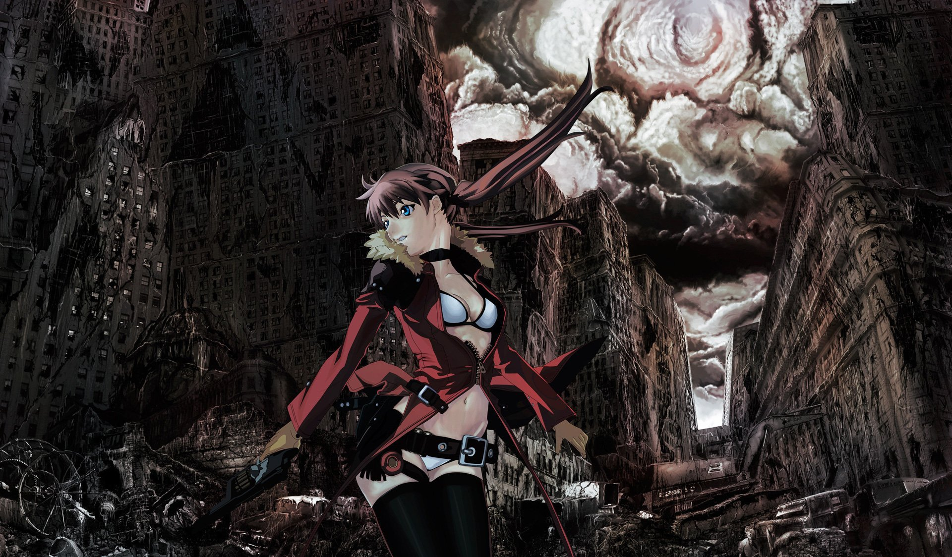 It is headed by dr. Apocalypse artwork anime girls wallpaper | 1920x1124 | 256951 | WallpaperUP