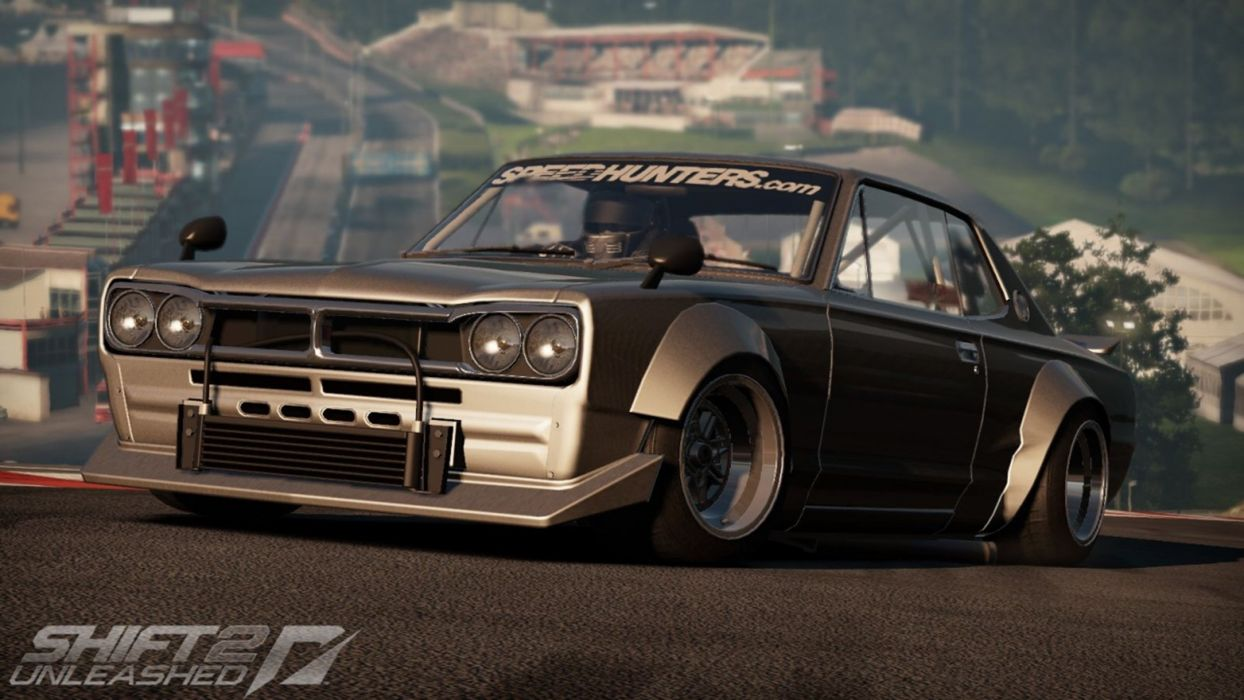 Death Race Cars Hd Wallpapers Shift 2 Speedhunters Nissan Skyline 2000gt R C10 Tunning