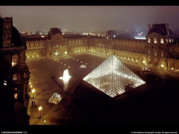 Louvre Museum France Paris Europe Wallpaper 4000x3000 341665 Wallpaperup